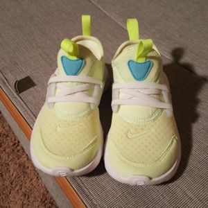 Girls Nike running shoes